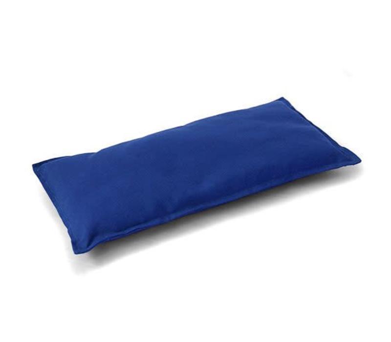 Meditationsbank Kissen - Blau