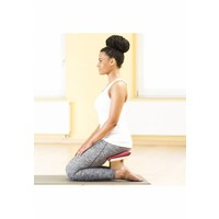 Meditation Bench Cushion  - Blue