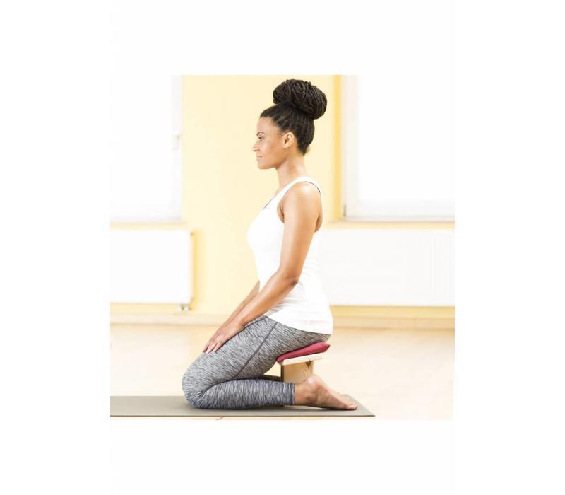 Meditationsbank Kissen - Natürlich