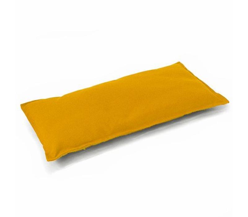 Meditationsbank Kissen - Gelb