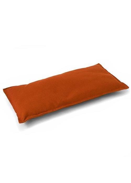 Lotus Design Meditationsbank Kissen - Orange