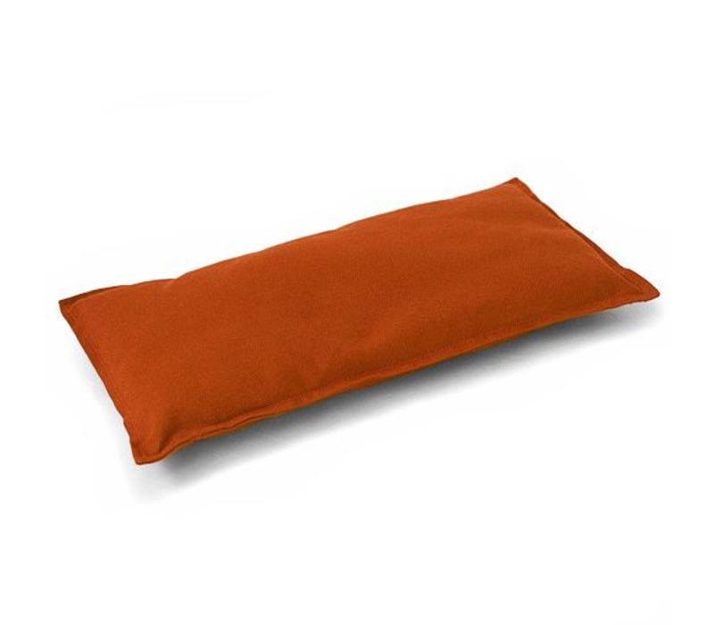Meditationsbank Kissen - Orange
