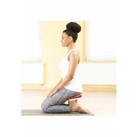 Meditation Bench Cushion - Orange