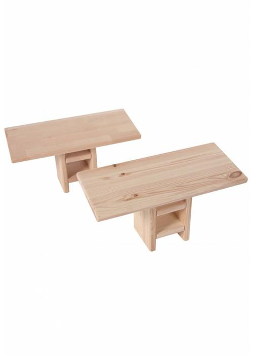 Lotus Design Meditation Bench Balance