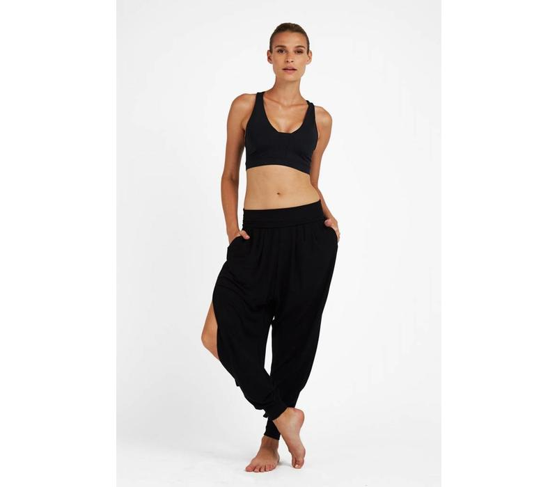 Dharma Bums Freedom Flow Pants - Black