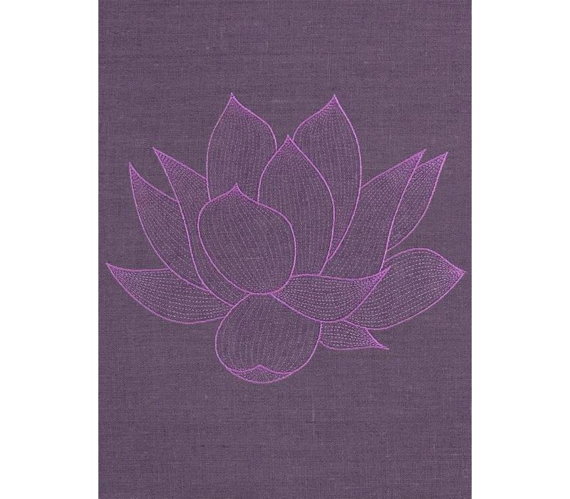 Pranamat Eco - Violett/Violett