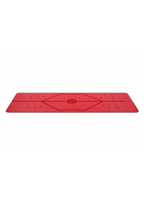 Liforme Liforme Love Yogamat 185cm 68cm 4.2mm - Red
