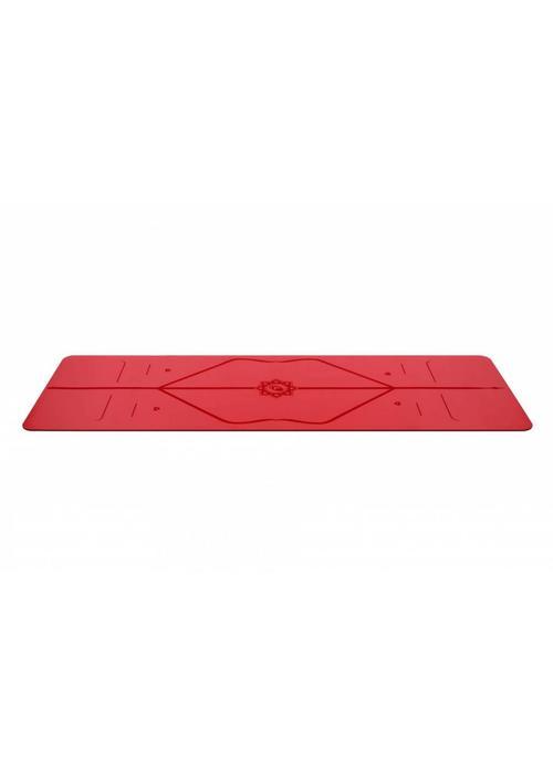 Liforme Liforme Love Yogamatte 185cm 68cm 4.2mm - Rot