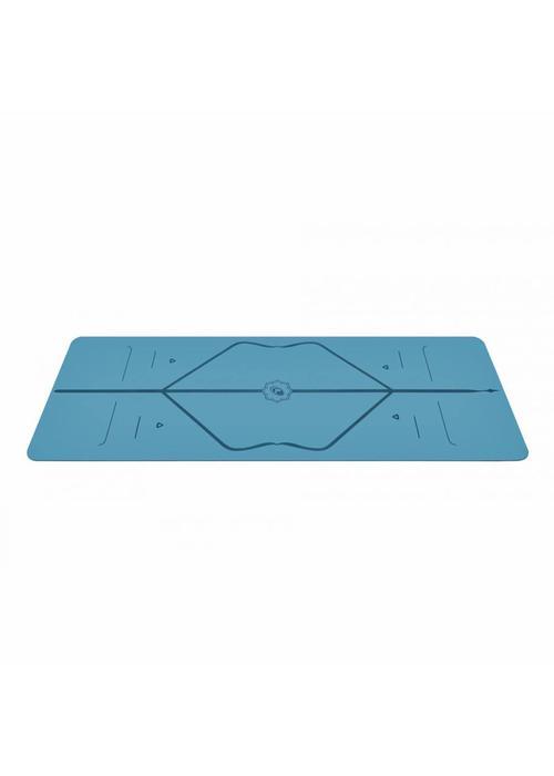 Liforme Liforme Yogamatte 185cm 68cm 4.2mm - Blau