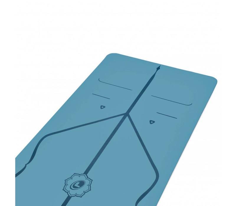 Liforme Yogamat 185cm 68cm 4.2mm - Blue