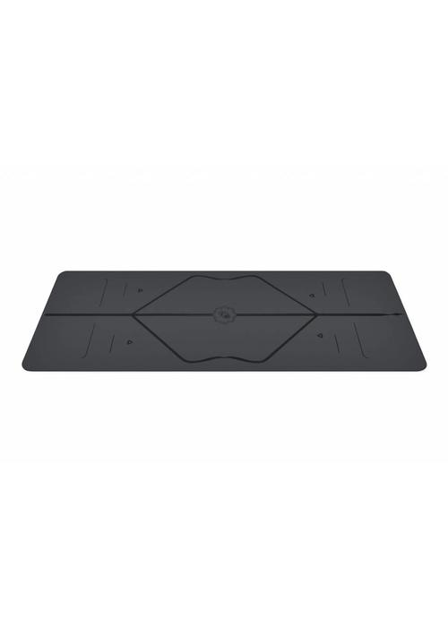 Liforme Liforme Yogamatte 185cm 68cm 4.2mm - Grau