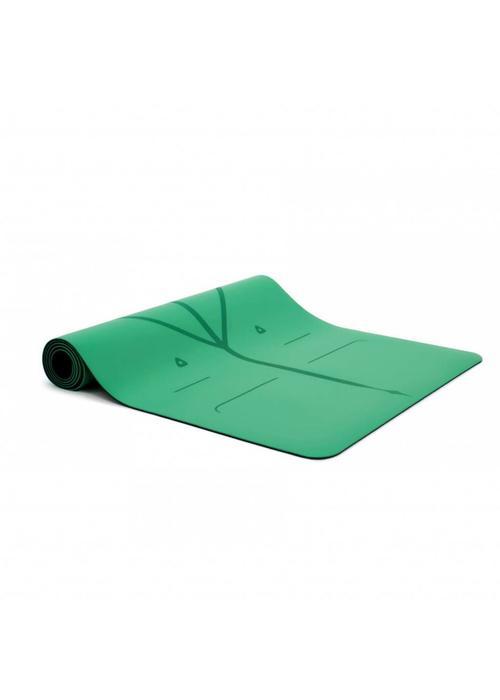 Liforme Liform Reise Yogamatte 180cm 66cm 2mm - Grün