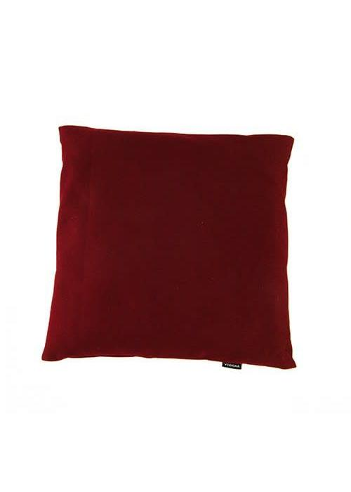 Yogisha Support Cushion - Burgundy