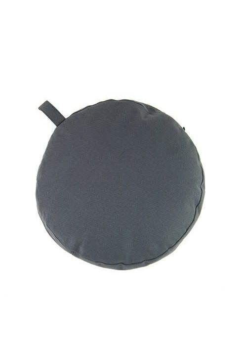 Yogisha Meditation Cushion 9cm high - Grey