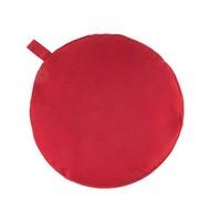Meditatiekussen 9cm hoog - Rood
