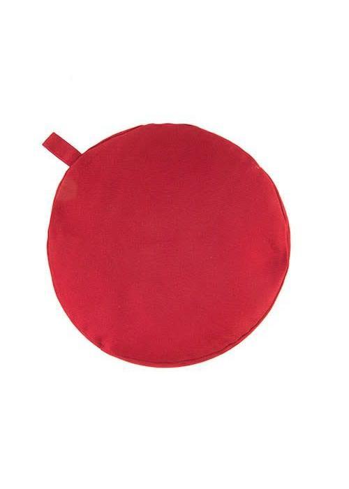 Yogisha Meditatiekussen 9cm hoog - Rood
