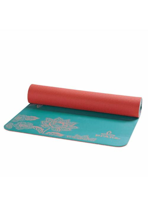 PrAna PrAna E.C.O. Yoga Mat - Henna Dragonfly