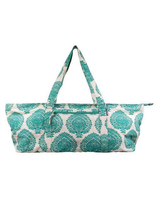 Yogamad Yogatasche Kit Bag Deluxe - Grün