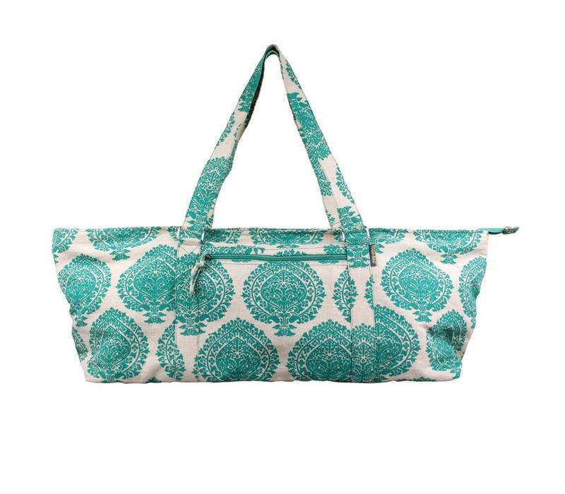Yoga Prop Bag Deluxe - Green