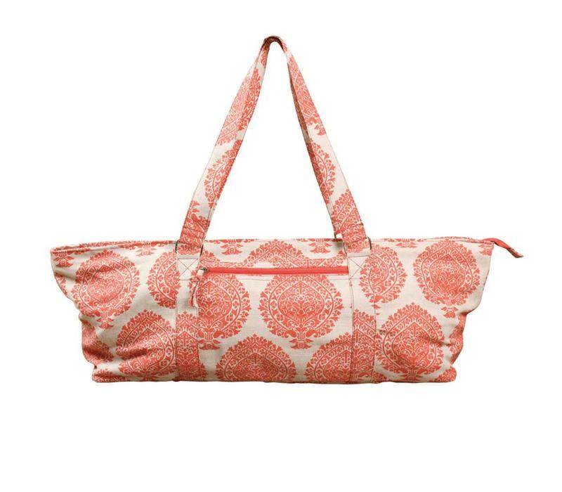 Yoga Prop Bag Deluxe - Orange