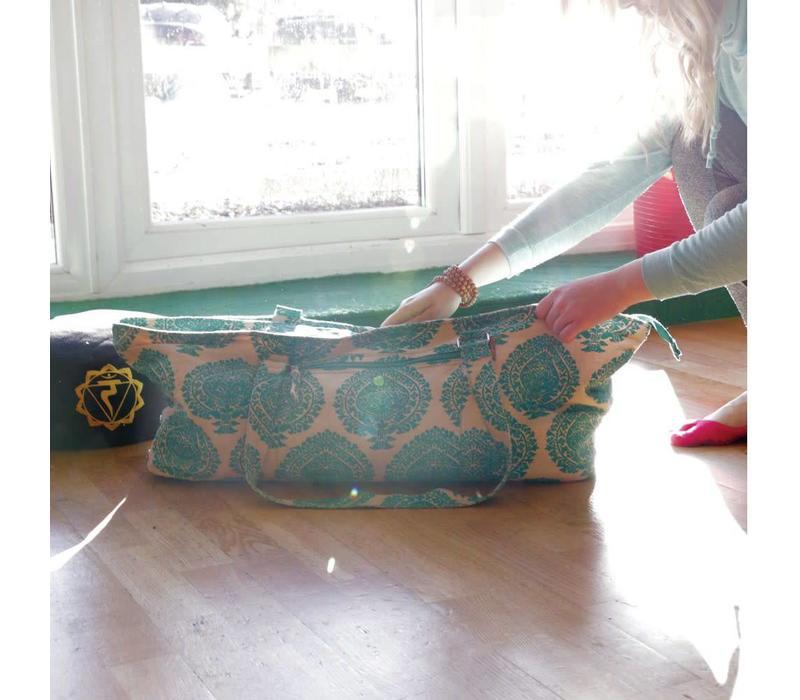 Yogatas Prop Bag Deluxe - Green