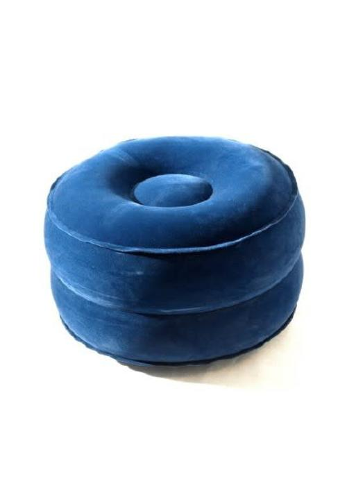 Samten Meditation Cushion Inflatable - Blue