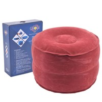 Meditation Cushion Inflatable - Red