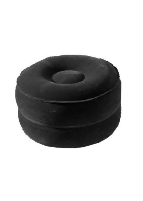 Samten Meditation Cushion Inflatable - Black