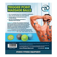 Trigger Point Massage Bälle