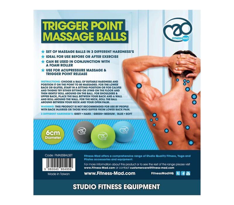 Trigger Point Massage Balls