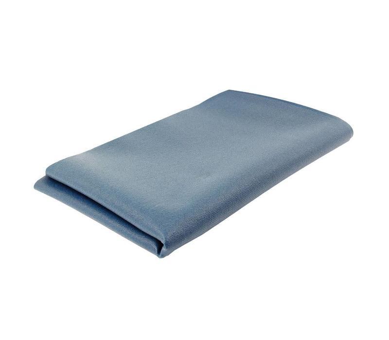 Reise Yogamatte 183cm 60cm 1.8mm -  Blau