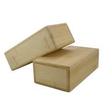 Yoga Blok Bamboe