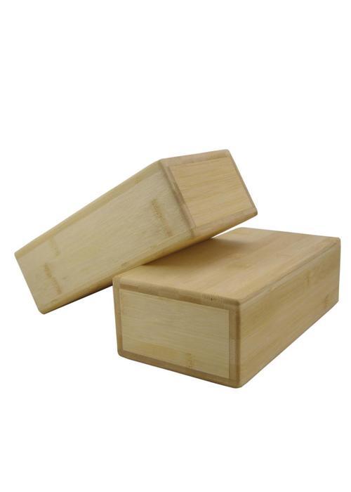 Yogamad Yoga Brick Bamboo