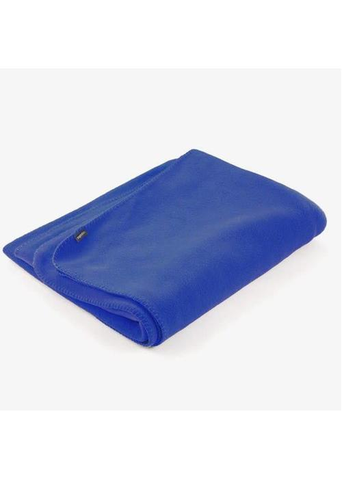 Yogamatters Yogadeken Fleece - Blauw