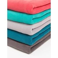 Yoga Blanket Fleece - Petrol