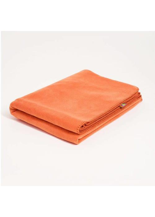 Yogamatters Yoga Blanket Fleece - Orange