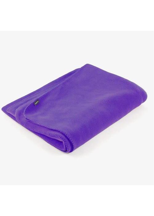 Yogamatters Yogadecke Fleece - Violett