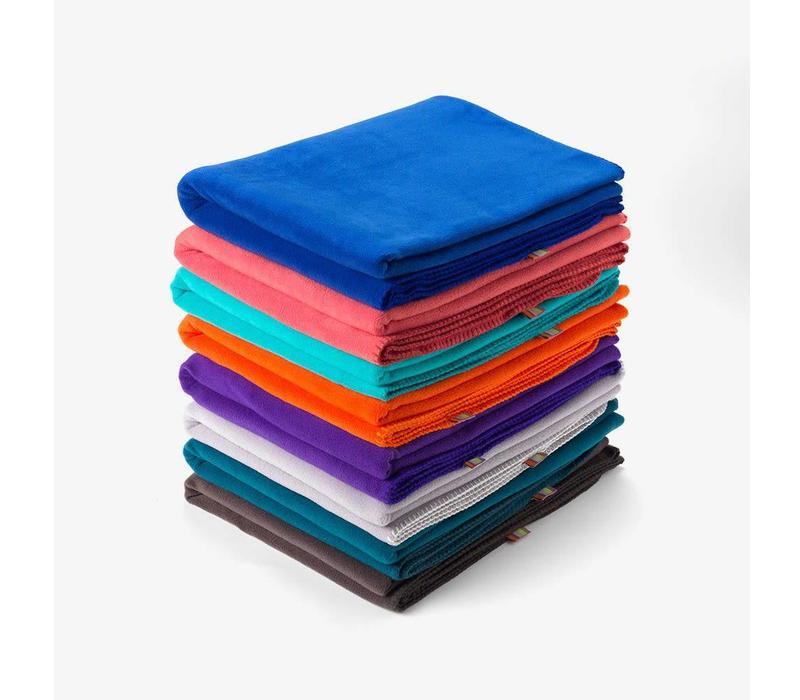 Yogadecke Fleece - Violett