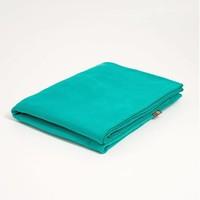 Yoga Blanket Fleece - Turquoise