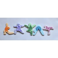Yoga Cookie Cutter - Downward Dog