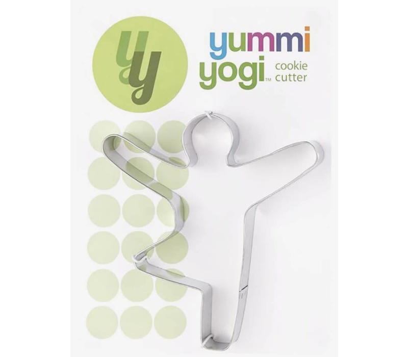 Yoga Cookie Cutter - Tree Pose