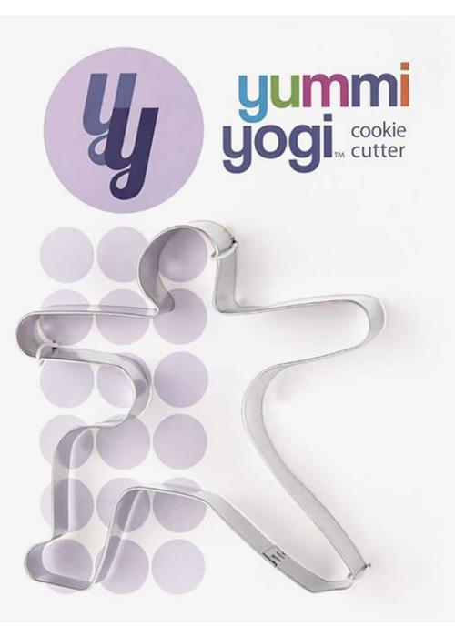 Yummi Yogi Yoga Cookie Cutter - Warrior 2