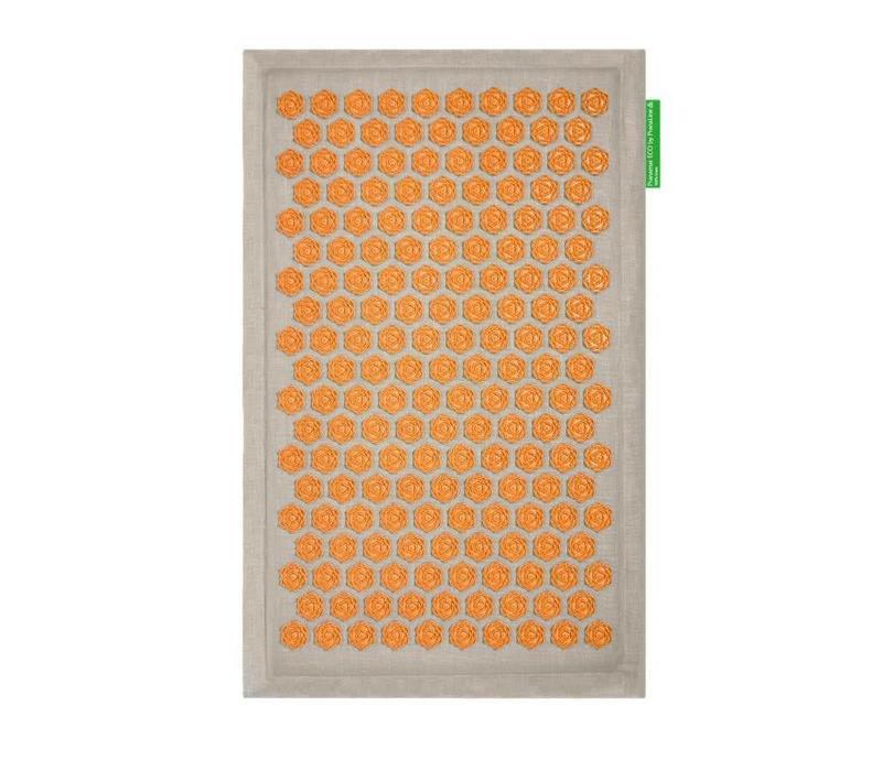 Pranamat Eco - Naturel/Oranje