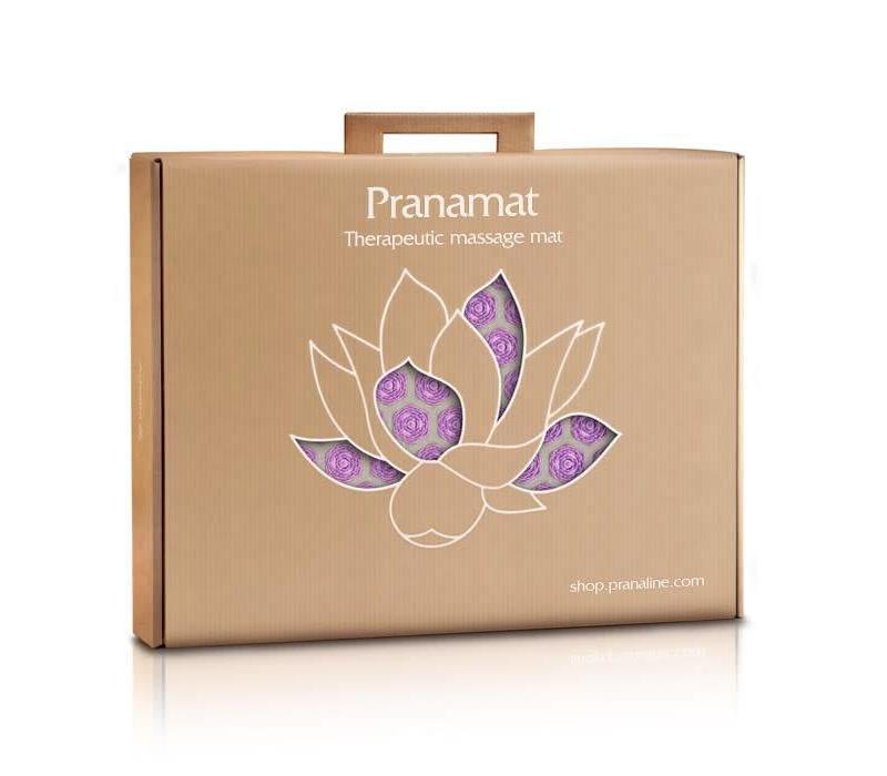 Pranamat Eco Mini - Naturel/Violett