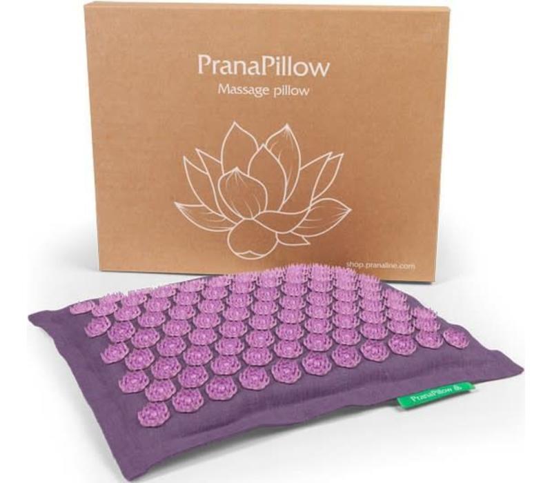 PranaPillow - Violett/Violett