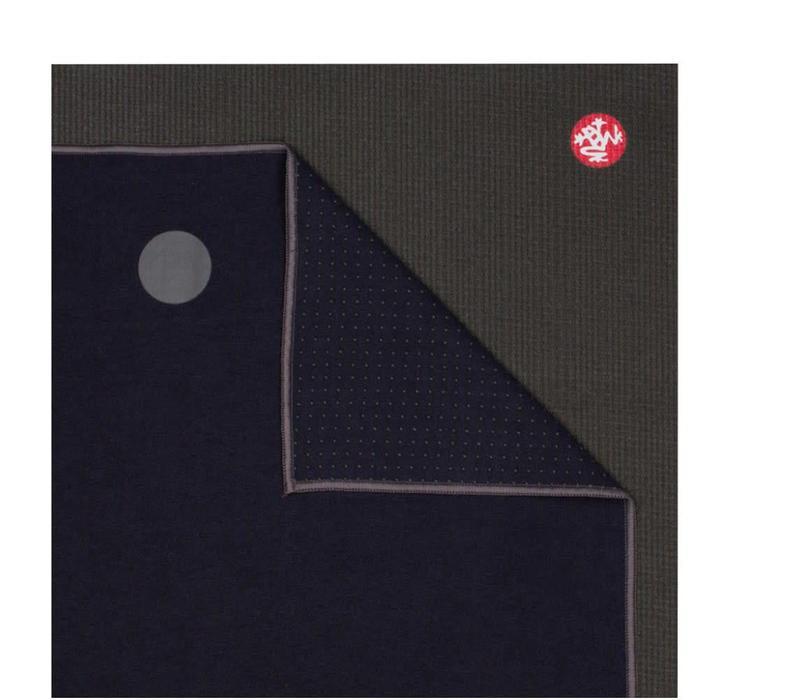 Yogitoes Yoga Handtuch 172cm 61cm - Midnight