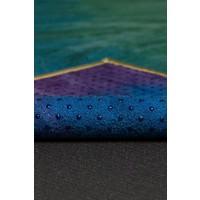 Yogitoes Yoga Towel 203cm 64cm - Peacock
