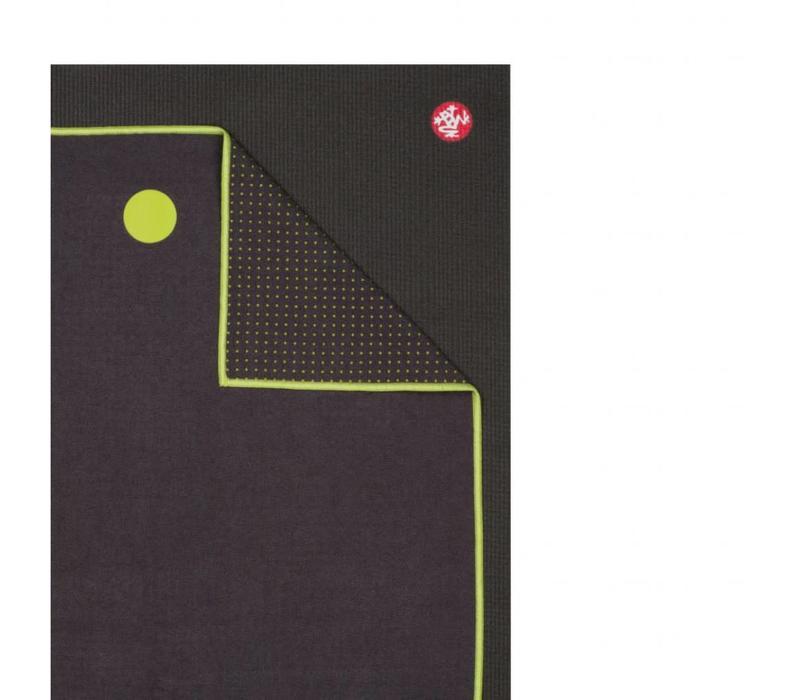 Yogitoes Yoga Handdoek 203cm 64cm - Thunder