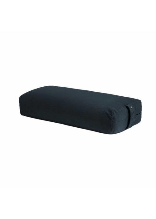 Manduka Manduka Yoga Bolster Rectangular - Midnight