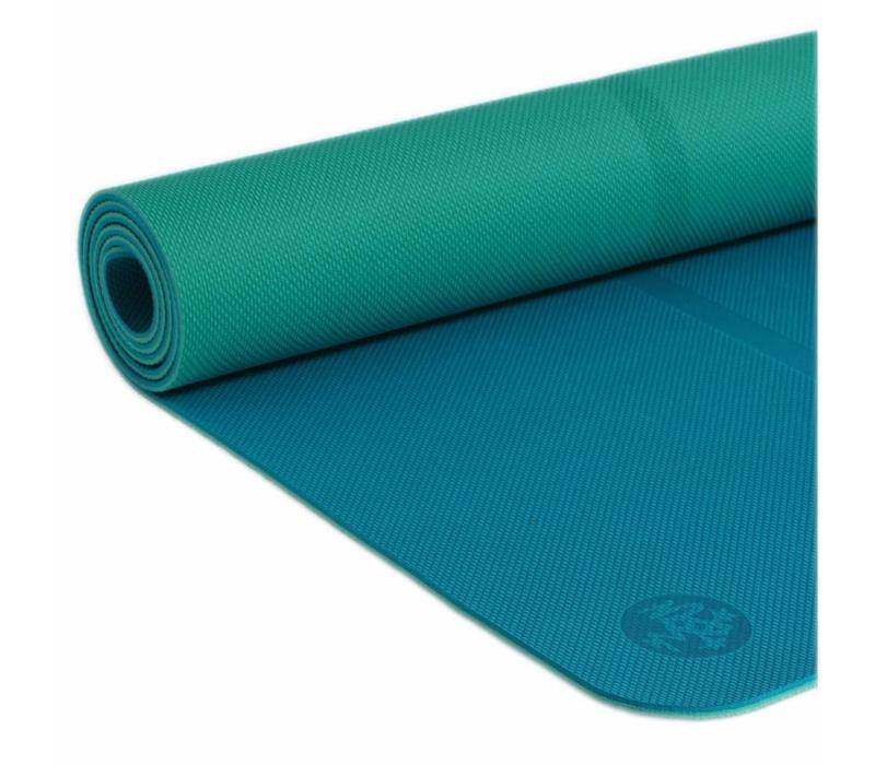 Manduka WelcOMe Yoga Mat 172cm 61cm 5mm - Harbour